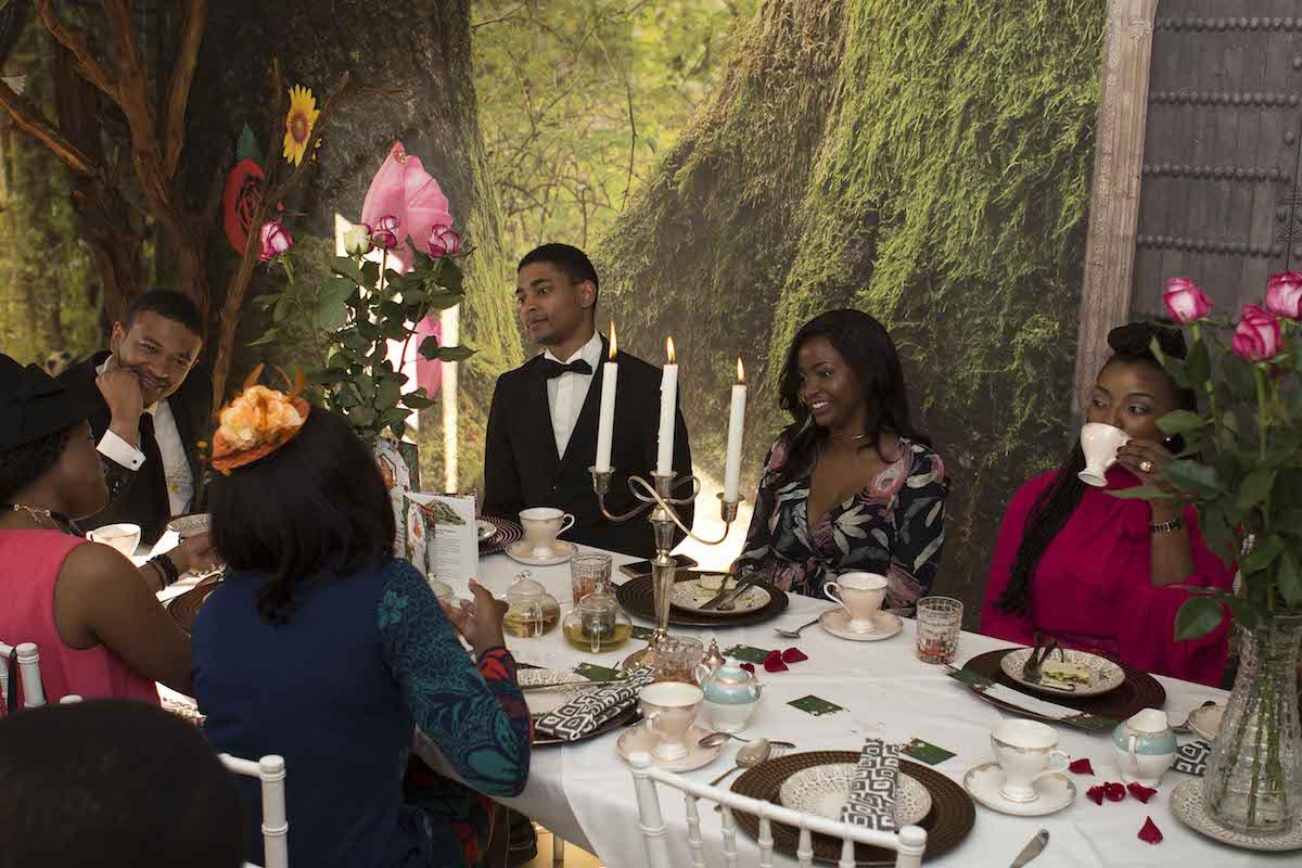 Mad hatter Tea party zimbabwe